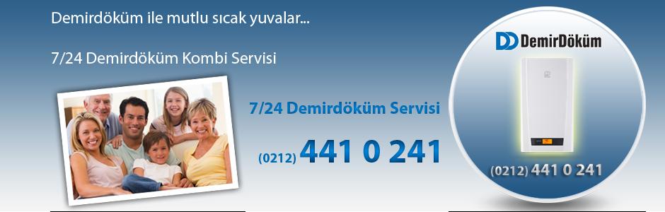 Bakırköy Demirdöküm Kombi Servisi, Profesyonel ekibimiz ile Bakırköy demirdöküm servisi hizmetleri